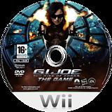G.I. JOE: The Rise of Cobra Wii disc (RIJP69)