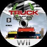 Truck Racer Wii disc (RIKPNG)