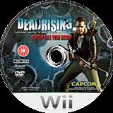Dead Rising: Chop Till You Drop Wii disc (RINP08)