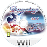 Dancing on Ice Wii disc (RIQPUJ)