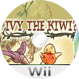 Ivy The Kiwi? Wii disc (RIVP99)