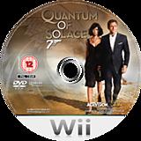007: Quantum of Solace Wii disc (RJ2P52)