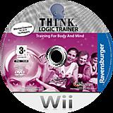 Think Logic Trainer Wii disc (RJ9XML)