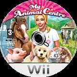 My Animal Centre Wii disc (RJDPKM)