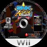 SNK Arcade Classics Volume 1 Wii disc (RJZP7U)