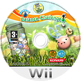 Marbles! Balance Challenge Wii disc (RK6P18)