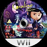 Coraline Wii disc (RKLPG9)