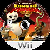 Kung Fu Panda Wii disc (RKPP52)