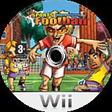 Kidz Sports: International Football Wii disc (RKTXUG)