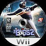 The Bigs 2: Baseball Wii disc (RKVP54)