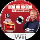 Deal or No Deal: The Banker Is Back Wii disc (RLAPMR)