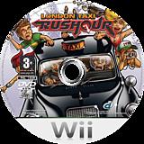 London Taxi: Rush Hour Wii disc (RLTXUG)