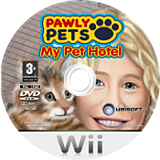 My Pet Hotel Wii disc (RMNPFR)