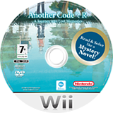 Another Code: R - A Journey into Lost Memories Wii disc (RNOP01)