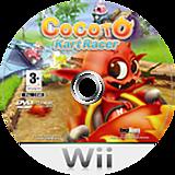 Cocoto Kart Racer Wii disc (ROCPNK)