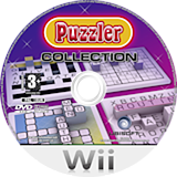 Puzzler Collection Wii disc (RPCP41)