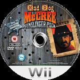 Mad Dog McCree Gunslinger Pack Wii disc (RQ5X5G)