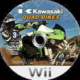 Kawasaki Quad Bikes Wii disc (RQBPUG)