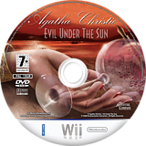 Agatha Christie: Evil Under the Sun Wii disc (RQEP6V)