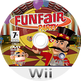 Fun Fair Party Wii disc (RQKP41)