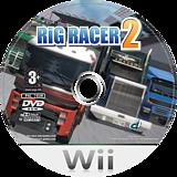 Rig Racer 2 Wii disc (RR2PUG)