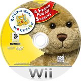 Build-A-Bear Workshop: A Friend Fur All Seasons Wii disc (RR4PFK)
