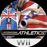 International Athletics Wii disc (RR8PUJ)