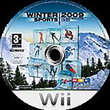 Winter Sports 2009: The Next Challenge Wii disc (RRUFRT)