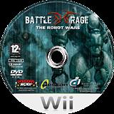 Battle Rage: The Robot Wars Wii disc (RRVPNR)