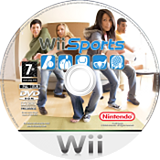 Wii Sports Wii disc (RSPP01)