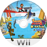Fishing Master: World Tour Wii disc (RTLP18)
