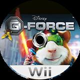G-Force Wii disc (RUEY4Q)