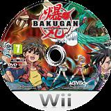 Bakugan Battle Brawlers Wii disc (RUHP52)