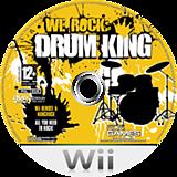 We Rock: Drum King Wii disc (RUKPGT)