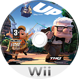 Up Wii disc (RUQI78)
