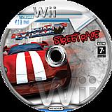 Urban Extreme: Street Rage Wii disc (RUXPUG)