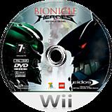 Bionicle Heroes Wii disc (RVIP4F)