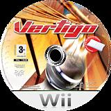 Vertigo Wii disc (RVOPPL)