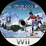 RTL Biathlon 2009 Wii disc (RVXPRT)