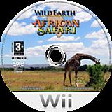 Wild Earth: African Safari Wii disc (RWDP5G)