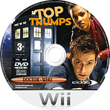 Top Trumps: Doctor Who Wii disc (RWHP4F)