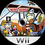 Wing Island Wii disc (RWIP18)