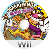 Wario Land: The Shake Dimension Wii disc (RWLP01)