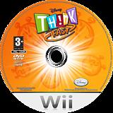 Disney Th!nk Fast: The Ultimate Trivia Showdown Wii disc (RXDD4Q)