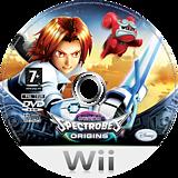 Spectrobes: Origins Wii disc (RXXP4Q)
