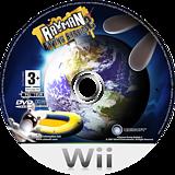 Rayman Raving Rabbids 2 Wii disc (RY2P41)