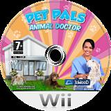 Pet Pals: Animal Doctor Wii disc (RYDP6V)