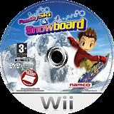 Family Ski & Snowboard Wii disc (RYKPAF)