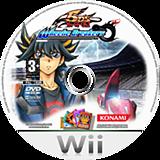 Yu-Gi-Oh! 5D's: Wheelie Breakers Wii disc (RYOPA4)
