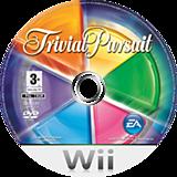 Trivial Pursuit Nordic Wii disc (RYQX69)